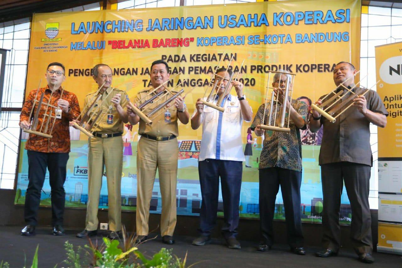 Dinkop KUMKM Kota Bandung Luncurkan Jaringan Usaha ...