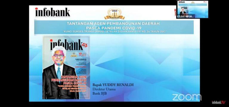 Bank bjb Raih Penghargaan Infobank Top BUMD Award 2021 ...